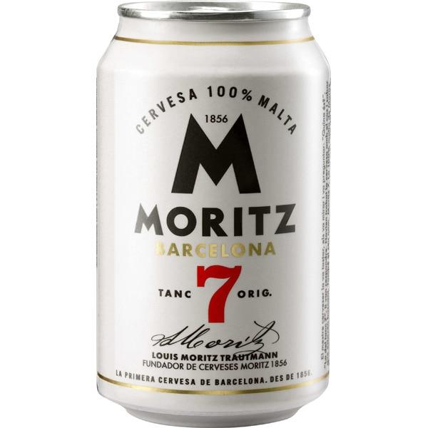 Moritz rubia 100% malta 33cl