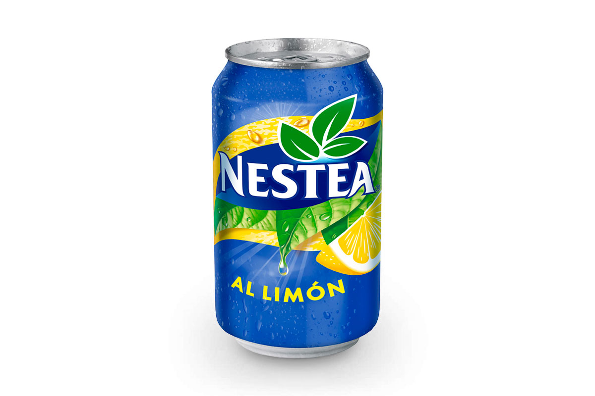 Nestea limón 33cl