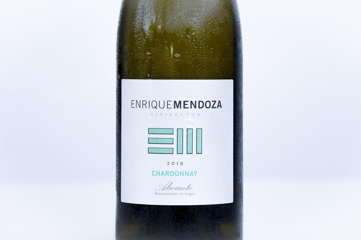 Vino blanco valenciano : CHARDONAY de E:Mendoza