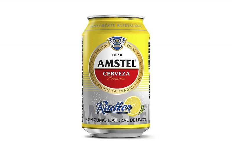 Cerveza Amstel Radler 50cl