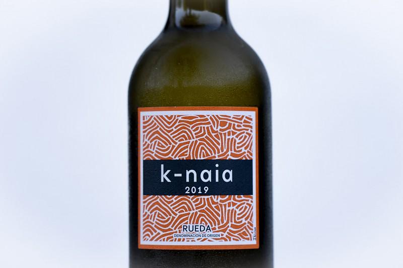 Vino blanco de Rueda : K-NAIA. Verdejo