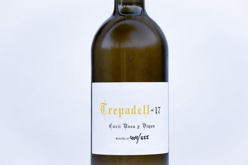 Vino blanco valenciano TREPADELL